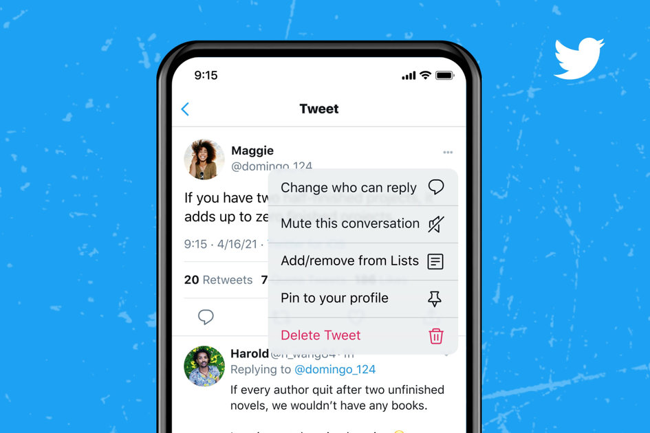 157676 apps news twitter now enables you to control who can reply to you even after you tweet image1 yhduwvfzza