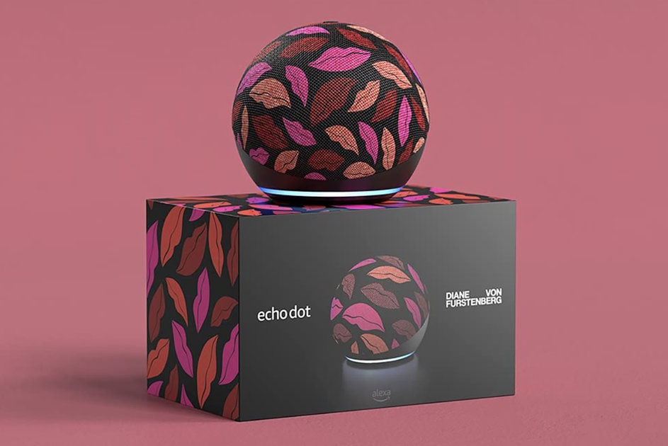 157682 homepage news you can now pre order amazon echo dots designed by diane von furstenberg image1 ivs917y2dh