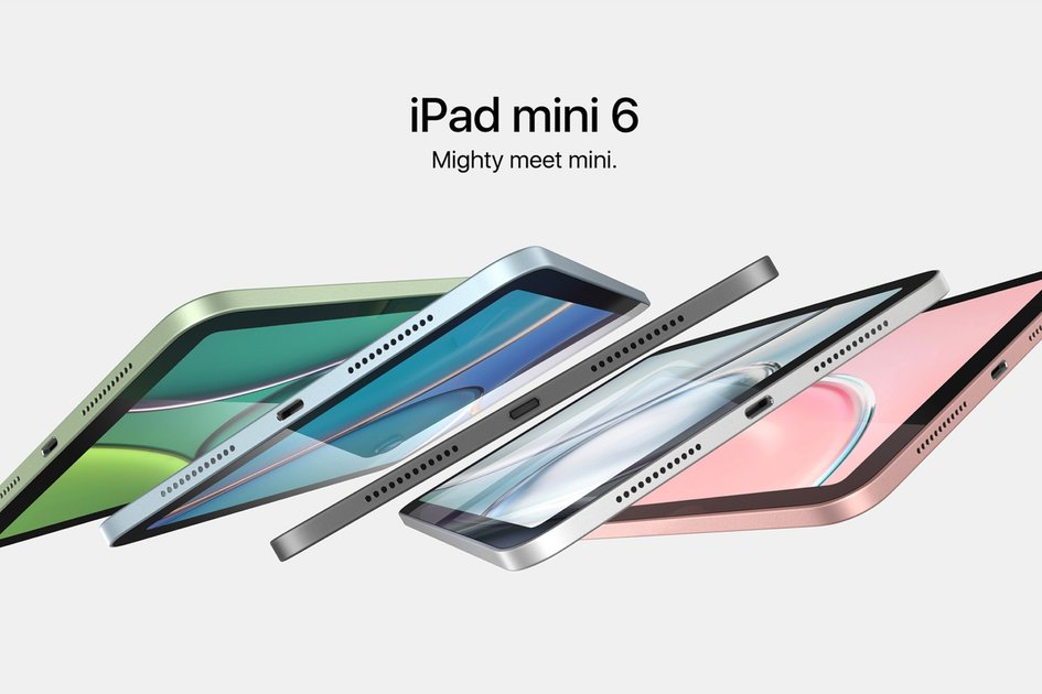 158165 tablets news these ipad mini 6 renders give us our best look yet at the upcoming tablet image1