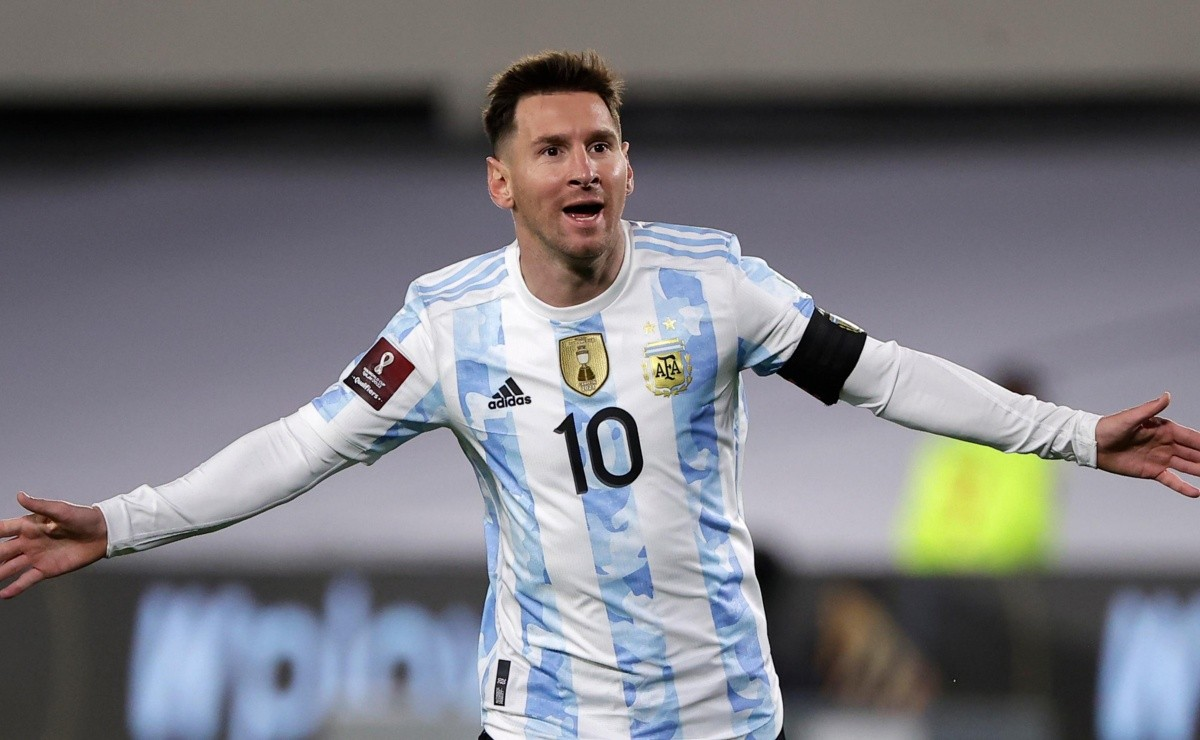 Argentina added another victory against Bolivia with an exhibition by