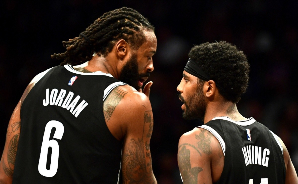 DeAndre Jordan is new Los Angeles Lakers player with Lebron