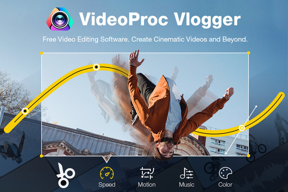 158254 apps news try videoproc vlogger the perfect free video editing software for beginners image5 0mjrb2vhbk